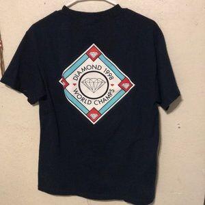 Diamond Supply World Champs shirt